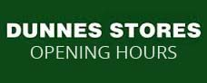 Dunnes Stores Opening Hours