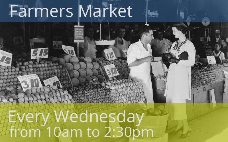 Castlewest Shopping Market – every Wednesday (currently closed due to COVID-19